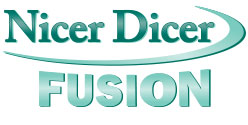 Nicer Dicer Fusion™