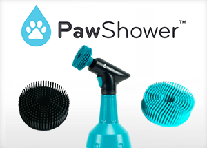 Paw Shower