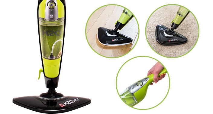 H2O® HD Steam Cleaner™