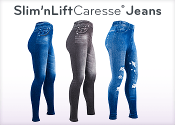 Slim' n Lift Caresse Jeans™