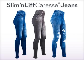 Slim' n Lift Caresse Jeans™