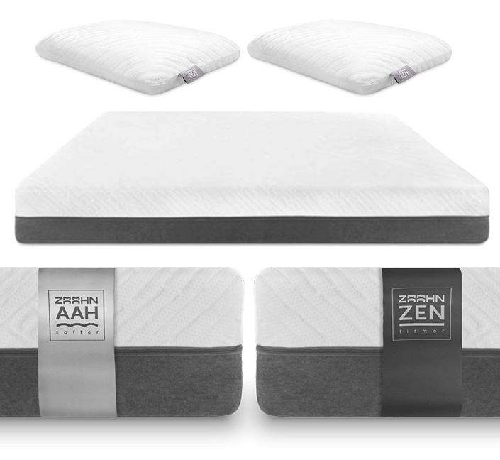 Zaahn Memory Foam Mattress