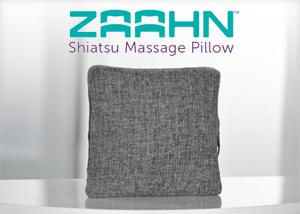 Zaahn Shiatsu Massage Pillow