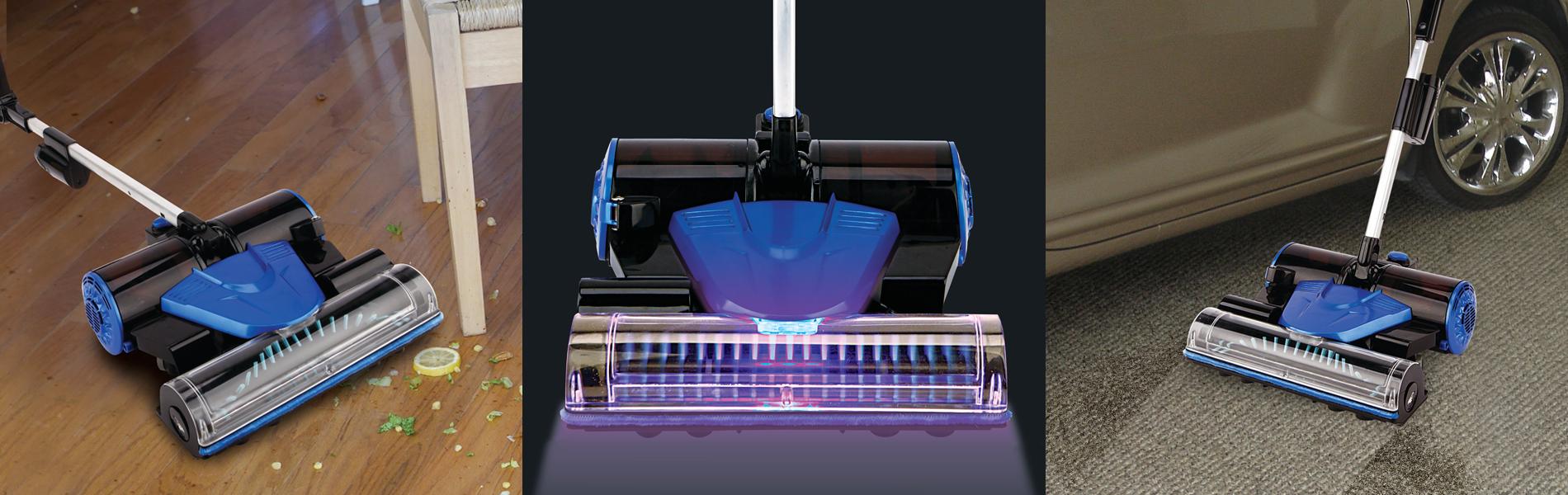 360* Cordless Spinner-Vac